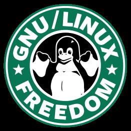 gnu-linux-tux-coffee-logo